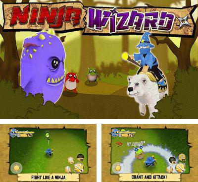 In addition to the game A Space Shooter for Android phones and tablets, you can also download Ninja Wizard for free.