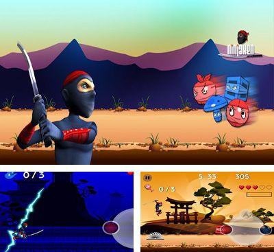 In addition to the game Spiders for Android phones and tablets, you can also download Ninjaken for free.