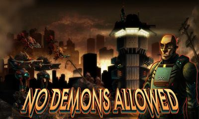 No Demons Allowed poster