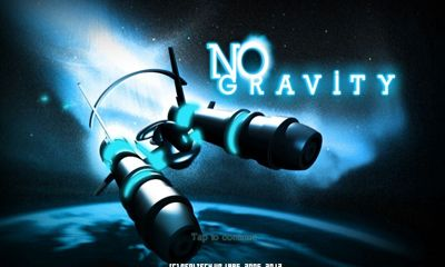 No Gravity poster