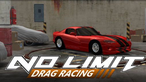 No limit drag racing обложка