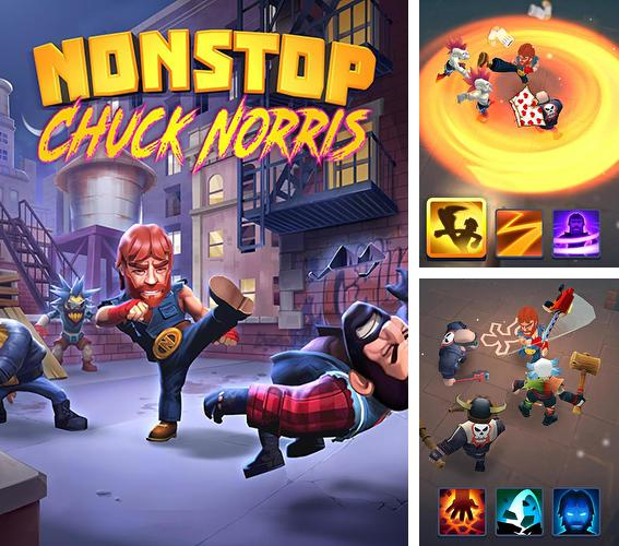 In addition to the game Metal shooter: Run and gun for Android phones and tablets, you can also download Nonstop Chuck Norris for free.