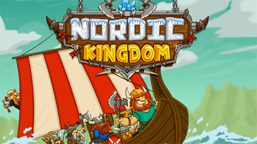 Nordic kingdom action game poster