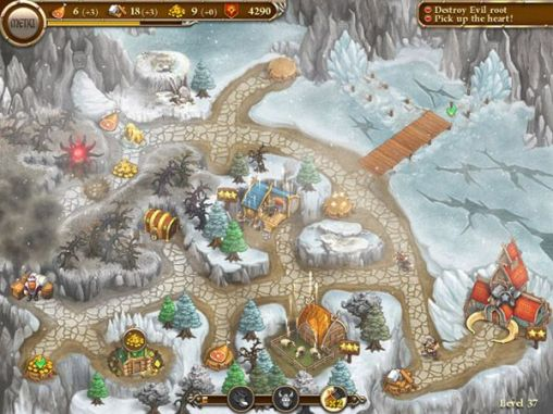 Screenshots von Northern tale für Android-Tablet, Smartphone.