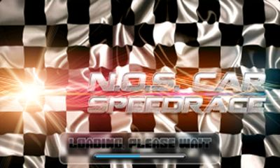 N.O.S. Car Speedrace poster