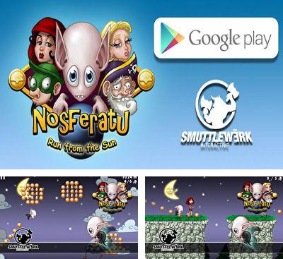 In addition to the game The Lost Komodo for Android phones and tablets, you can also download Nosferatu for free.