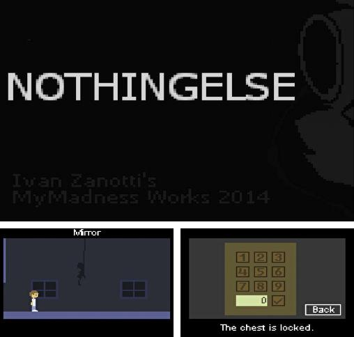 Nothing else: A macabre tale