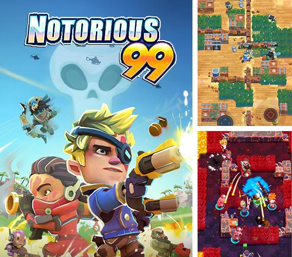 Notorious 99: Battle royale