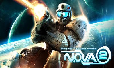 N.O.V.A. 2 - Near Orbit Vanguard Alliance poster