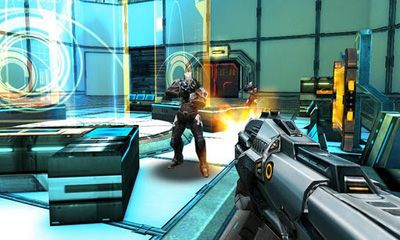 Screenshots do N.O.V.A. 2 - Near Orbit Vanguard Alliance - Perigoso para tablet e celular Android.