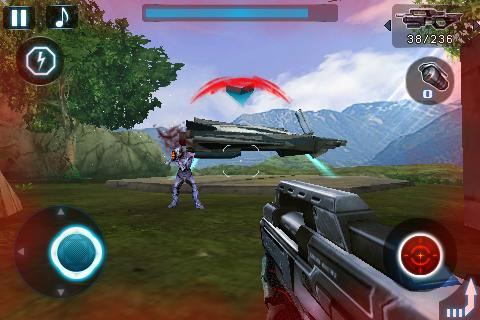 Download N.O.V.A. Near orbit vanguard alliance Android free game.