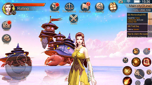novoland the castle in the sky game