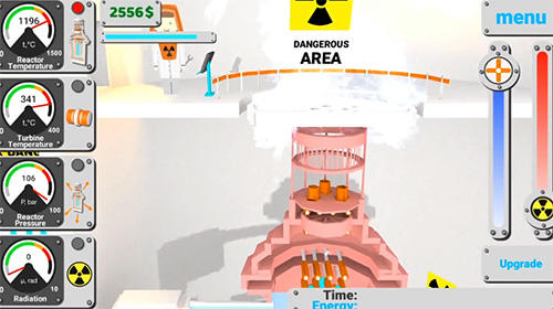 Screenshots von Nuclear inc 2 für Android-Tablet, Smartphone.