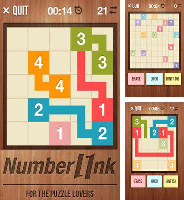 In addition to the game Color Fusion for Android phones and tablets, you can also download NumberLink for free.