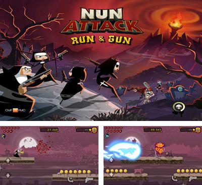 Nun Attack Run & Gun