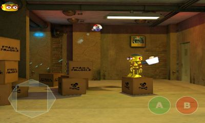 Nuts And Scrap screenshot 1