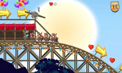 Get full version of Android apk app Nutty Fluffies Rollercoaster for tablet and phone.