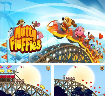 In addition to the game Tower bloxx my city for Android phones and tablets, you can also download Nutty Fluffies Rollercoaster for free.