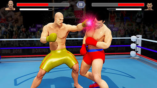 Download NY punch boxing champion: Real pound boxer 2018 Android free game.