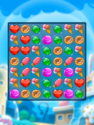 Nyan cat: Candy match screenshot 4