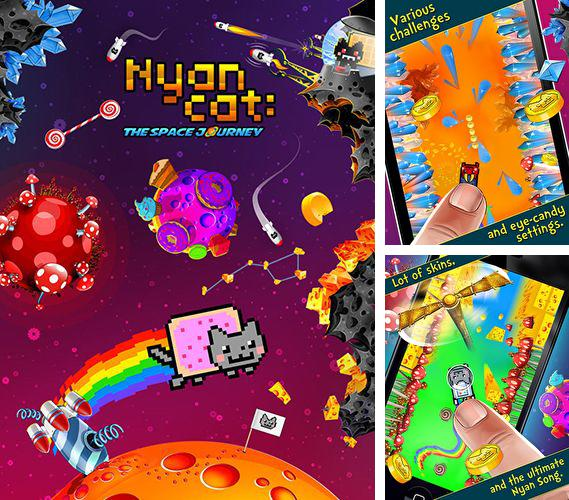 Nyan cat: The space journey