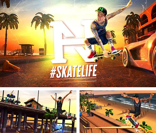 Nyjah Huston: Skatelife