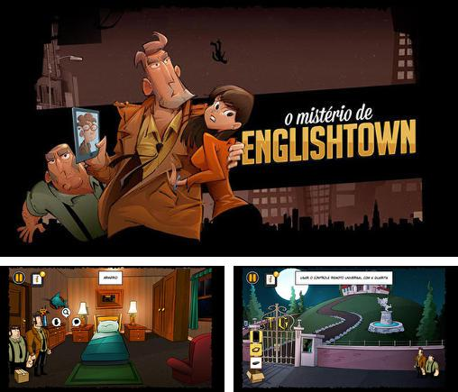 In addition to the game Layton Brothers Mystery Room for Android phones and tablets, you can also download O misterio de Englishtown for free.