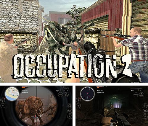 In addition to the game Robot ball for Android phones and tablets, you can also download Occupation 2 for free.