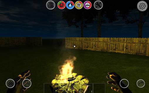 Screenshots do Ocean is home: Island survival - Perigoso para tablet e celular Android.