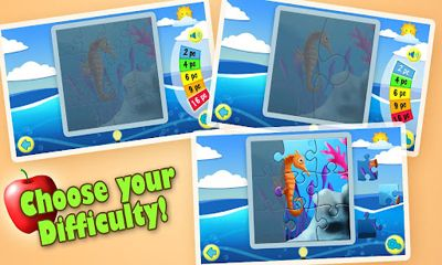 Ocean Jigsaw Puzzles HD screenshot 1