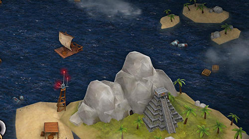 Ocean nomad: Raft survival for Android - Download APK free