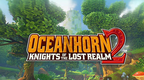 Oceanhorn 2: Knights of the lost realm обложка
