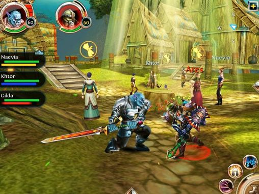 Kostenloses Android-Game Order and Chaos: Online. Vollversion der Android-apk-App Hirschjäger: Die Order and Chaos: Online für Tablets und Telefone.