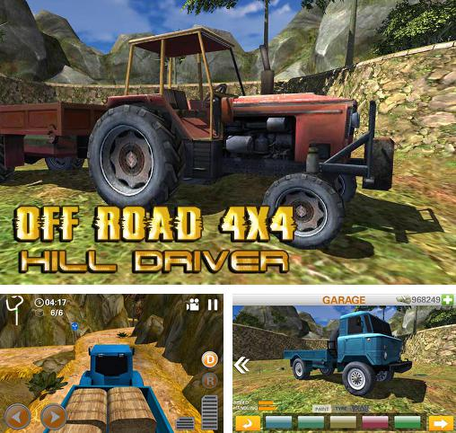 Off-road 4x4: Hill driver