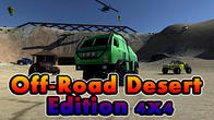 Off-road desert edition 4x4 APK