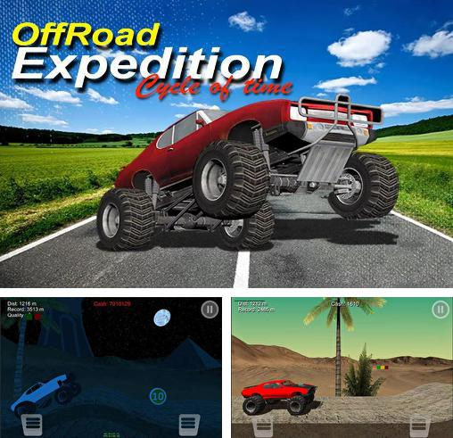Off road expedition: Cycle of time