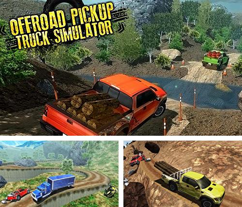 Off-road pickup truck simulator