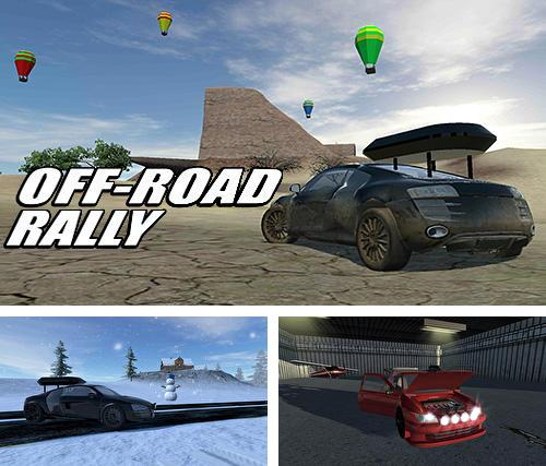 Off-road rally