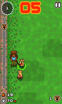 Juega a Off the Leash para Android. Descarga gratuita del juego Sin correa .