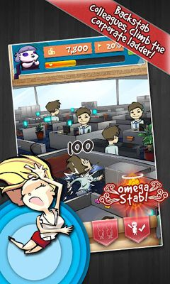 Download Office Politics Backstab Android free game.