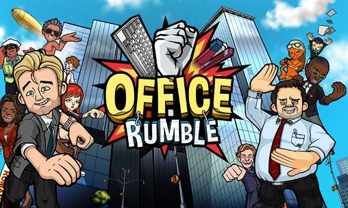 Office rumble poster
