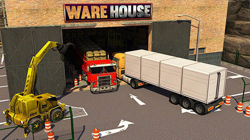 Screenshots von Offroad 18 wheeler truck driving für Android-Tablet, Smartphone.