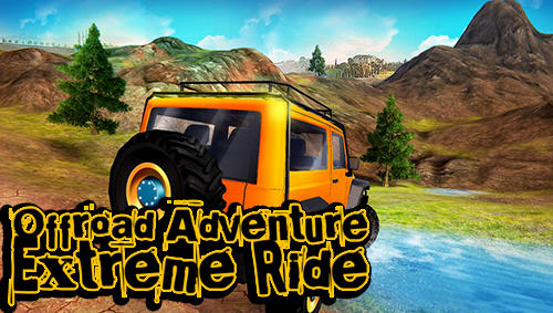 Offroad adventure: Extreme ride poster