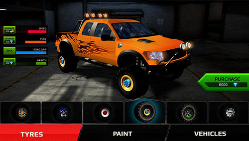 Offroad adventure: Extreme ride screenshot 1