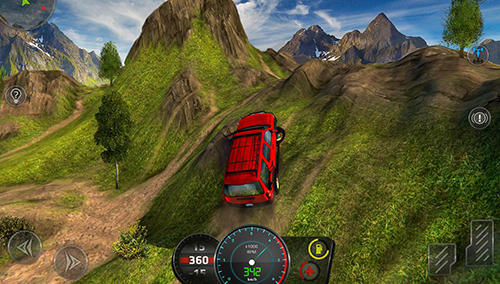 Offroad adventure: Extreme ride screenshot 3
