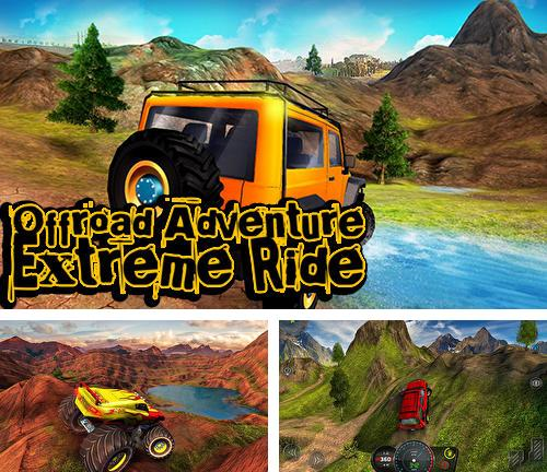 Offroad adventure: Extreme ride