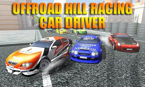 Offroad hill racing car driver обложка