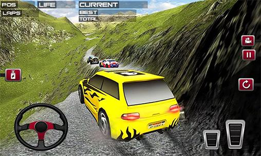 Offroad hill racing car driver картинка из игры 3