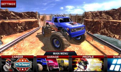 Offroad Legends screenshot 1