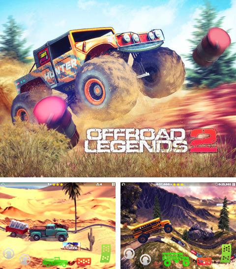 In addition to the game Reckless Racing for Android phones and tablets, you can also download Offroad legends 2 for free.